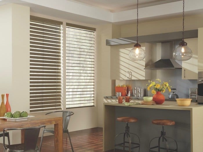 Modern Blinds For Kitchen Windows