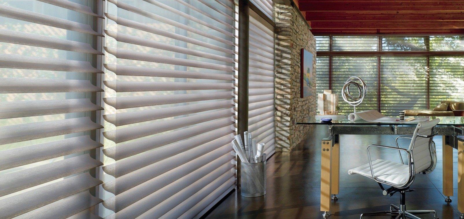 Office Space Window Treatments