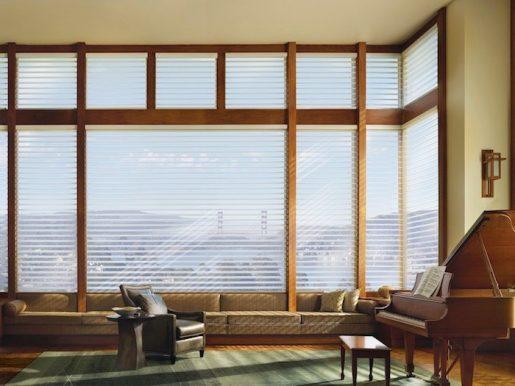 Living Room Window Treatments Miami