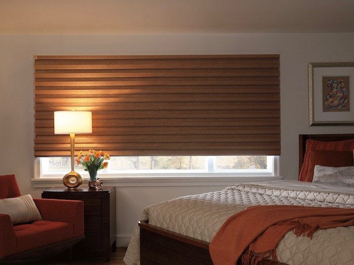Blackout Window Treatments for Bedroom