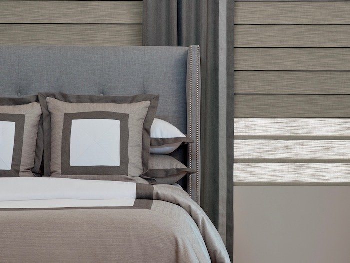Duolite Window Shades for Bedroom