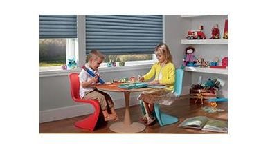 Child Safe Powerview Window Treatments