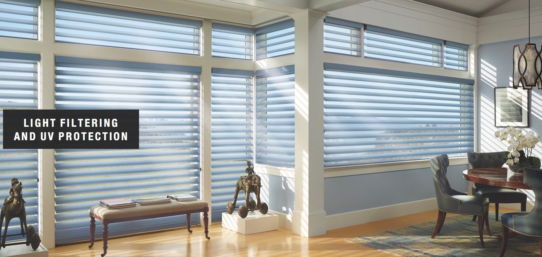 Light Filtering Window Treatments Frontroom