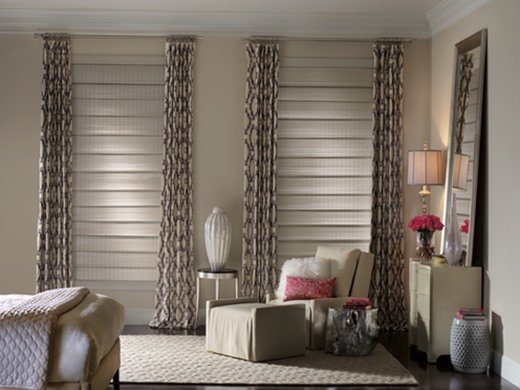 Modern Drapery and Valances