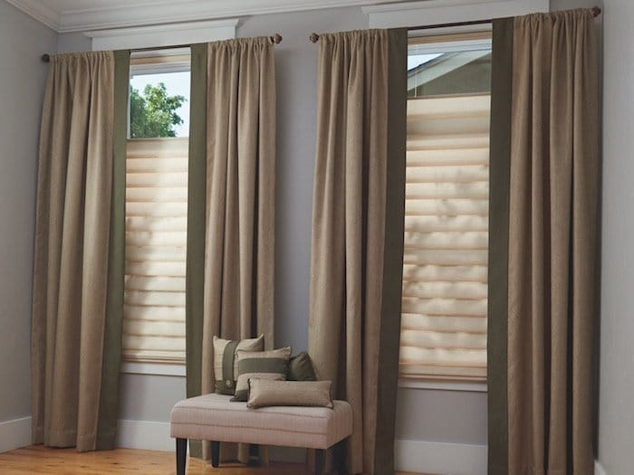Drapery and Valances For Small Rooms