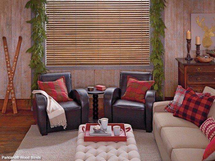 Cordlock Living Room Window Coverings