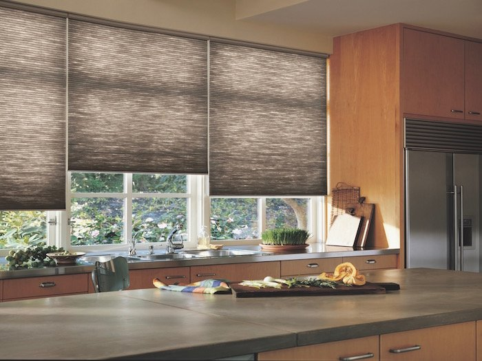 Window Covering For Platinum Kitchen