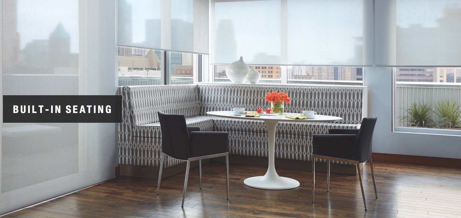 Compatible Window Treatments with Furniture Design