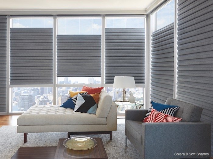 Design Ideas With Pillows and Window Treatments