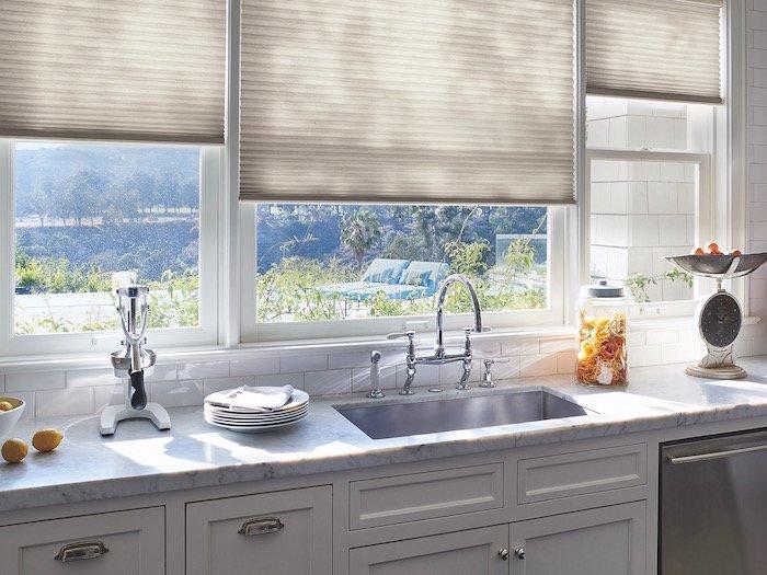 Alexa Kitchen Window Treatments