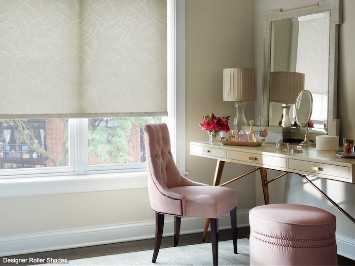 Roller Shades For Bedroom
