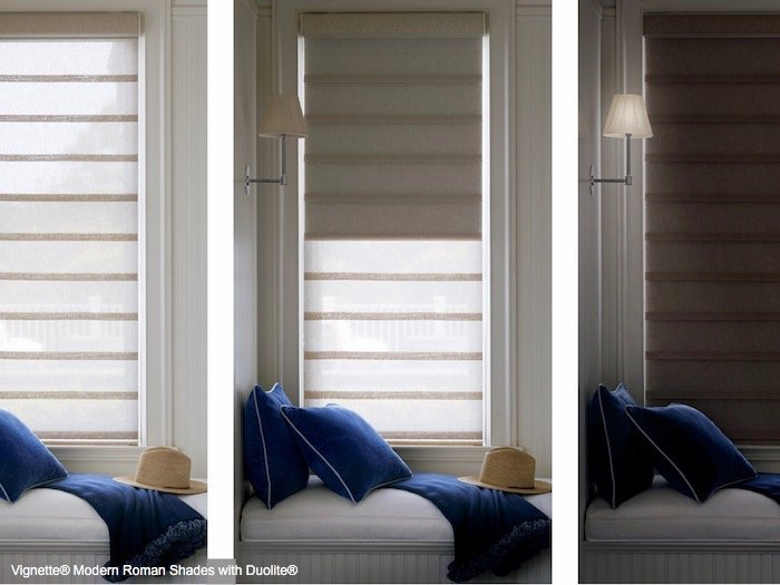 Room Darkening Window Shades