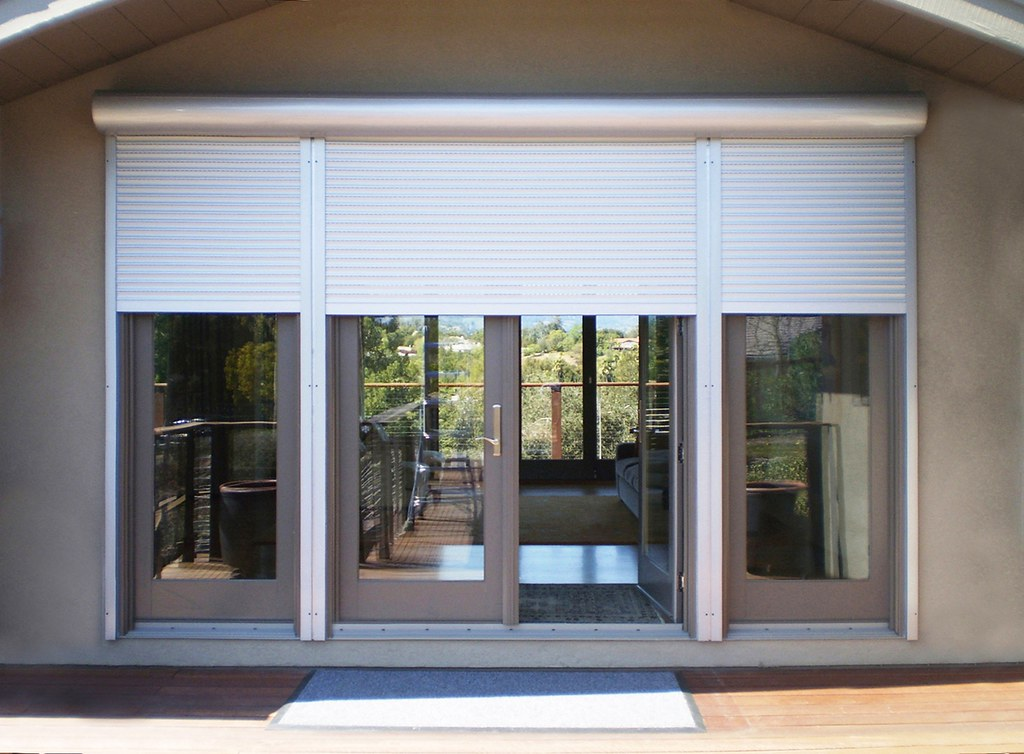 Sliding Glass Doors And Patio Doors Window Treatments Florida