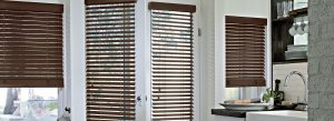 Wooden Blinds For Home Interior