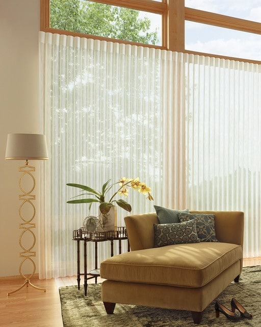 Hunter Douglas Luminette Window Treatments