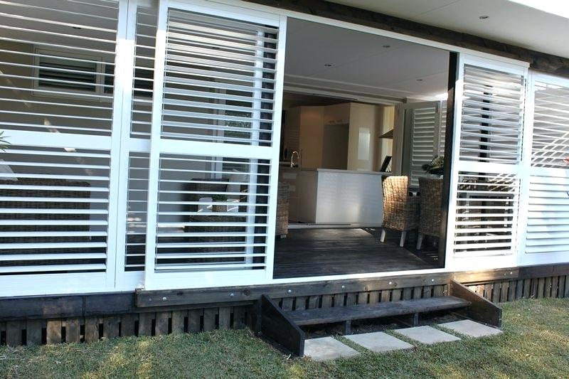 Outdoor Window Covering Ideas and Installation Service