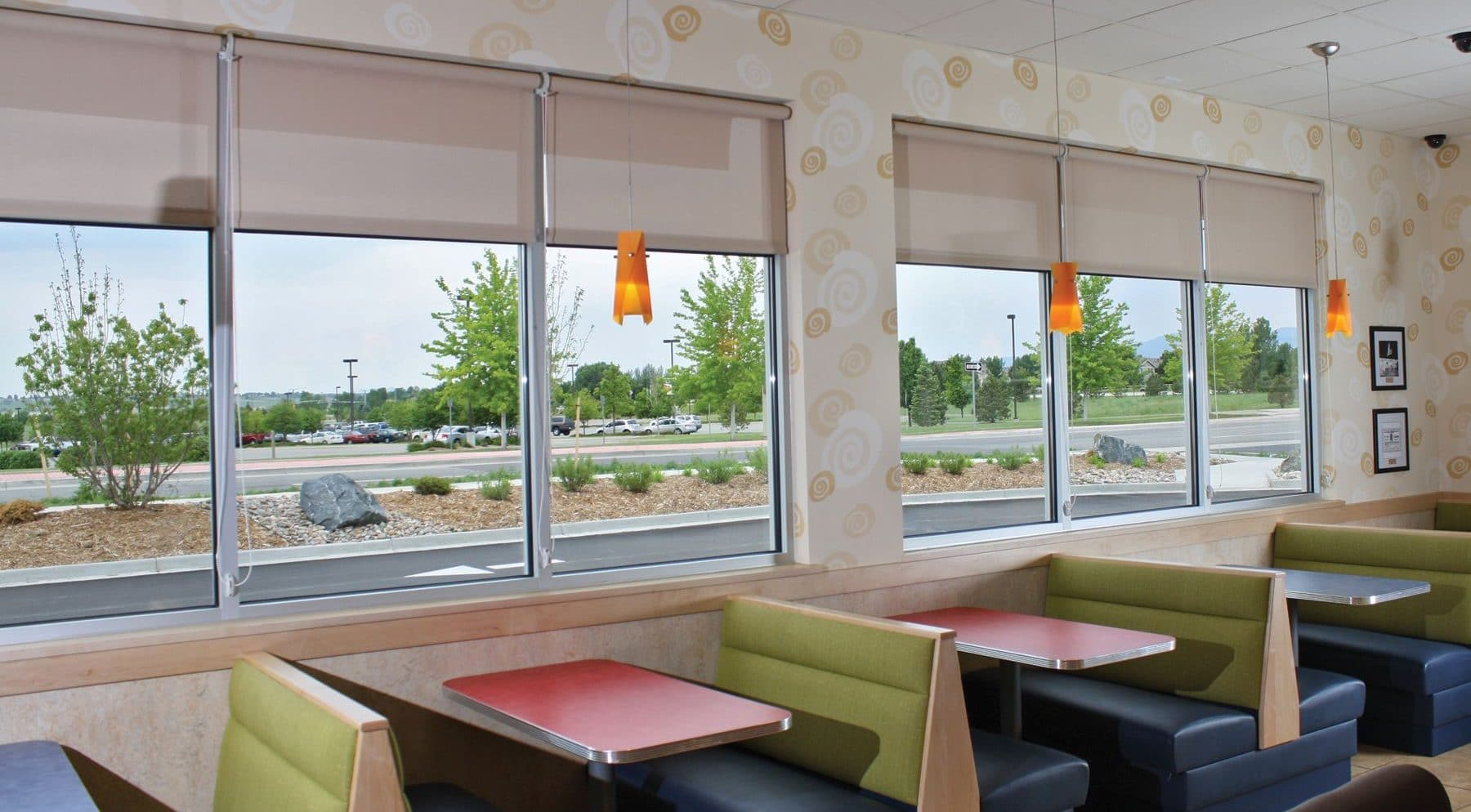 Window Blinds Ideas for Restaurants in Florida