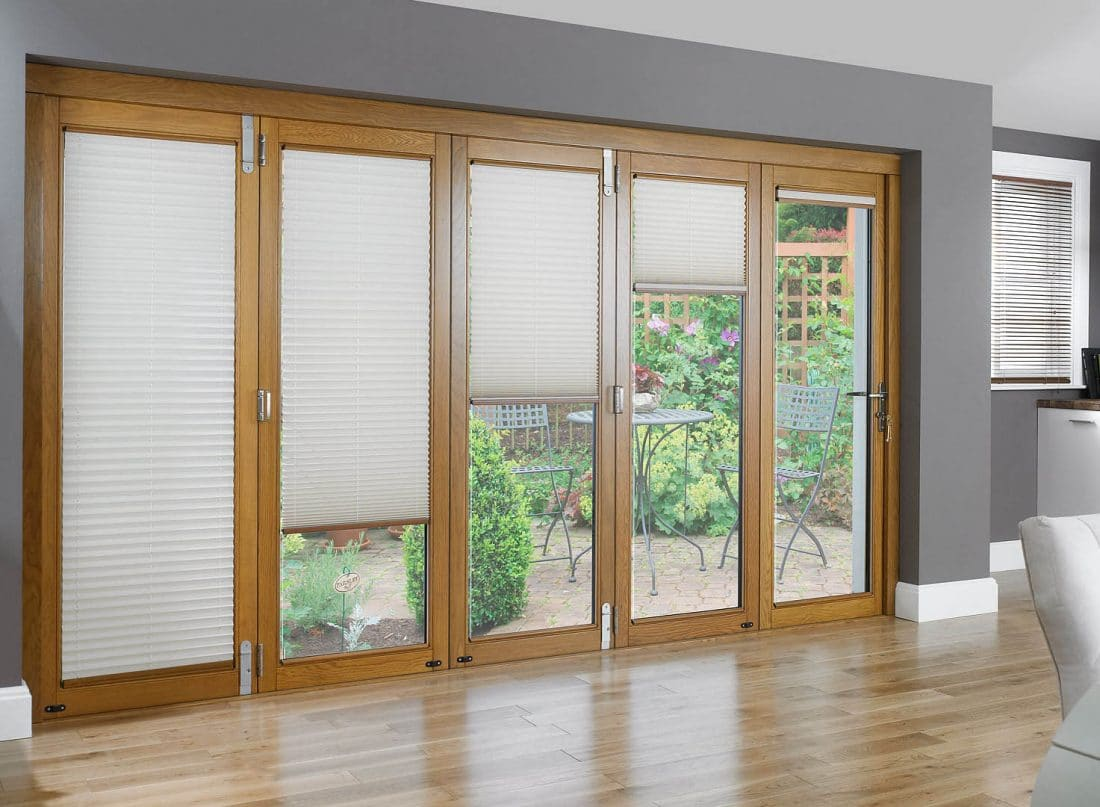 4 Modern Ways Cover Your Glass Door For Privacy