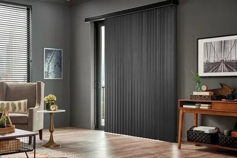 Privacy Glass Door Covering