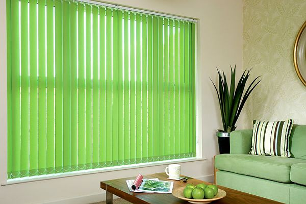 Tropical Color Vertical Blinds