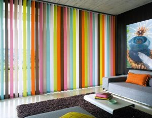 Vertical Blind Colors