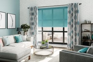 The Right Window Treatment Color