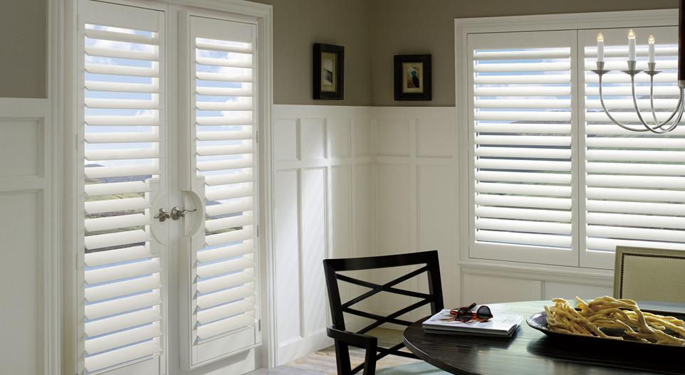 Small Dining Room Window Treatments