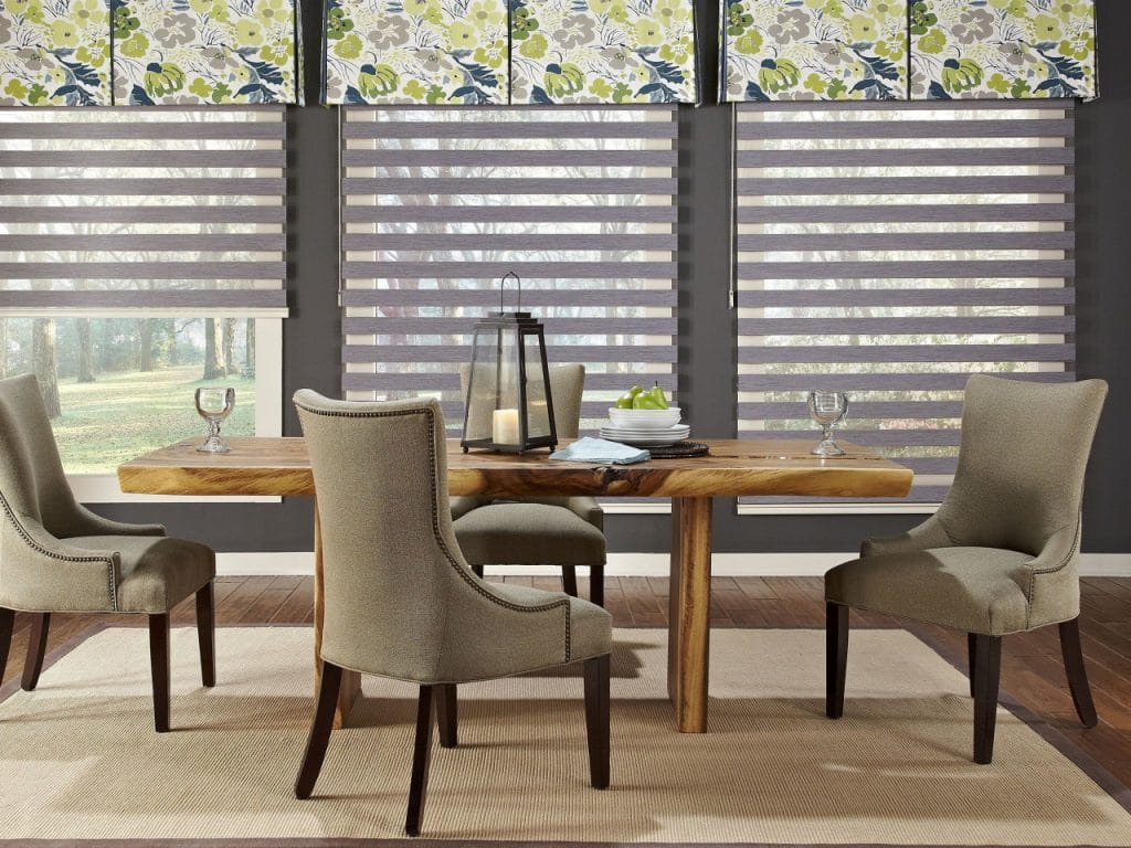 Small Dining Room Window Treatment Ideas Reef Window Treatments