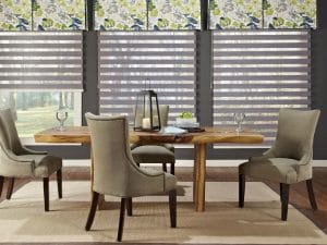 Window Treatments For Small Dining Rooms