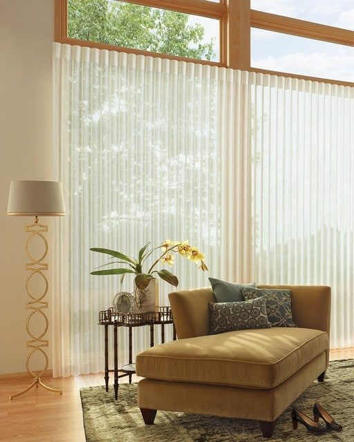 Hunter Douglas Luminette Window Treatments