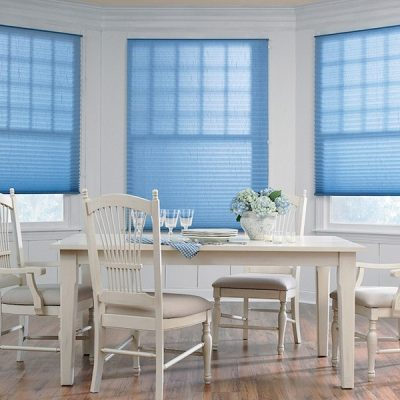 Hunter Douglas Pleated Shade