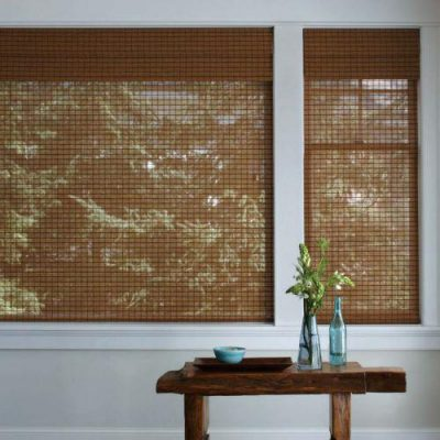 Hunter Douglas Woven Wood Shade