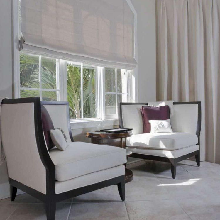 Motorized Arched Window Treatnments